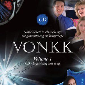 CD VONKK Volume 1 copy