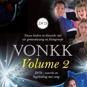 DVD VONKK Volume 2 copy